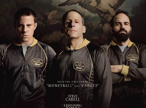 Yeah I Saw that 'Foxcatcher' Edition