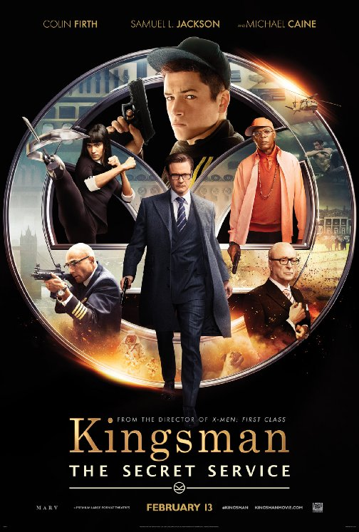 Yeah I saw that 'Kingsman: The Secret Service' Edition