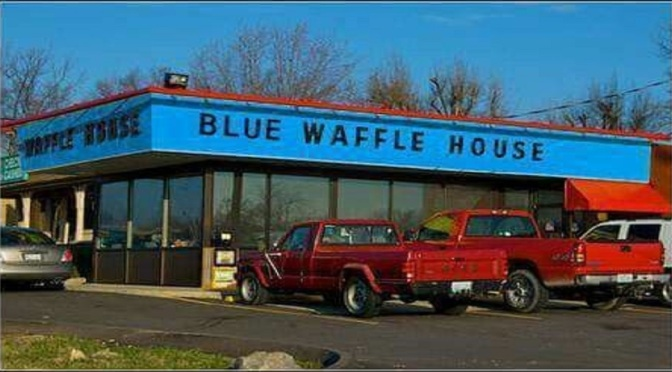 Ep. 162 Blue Waffle House