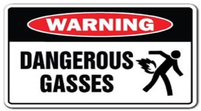 Ep. 164 Farts & Danger