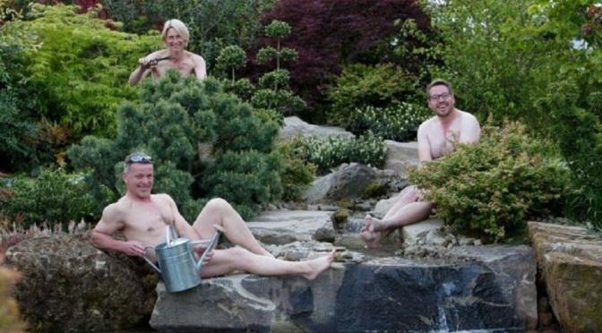 Ep. 239 Nude Garden