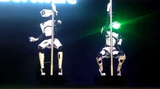 Ep. 261 Cyber Lap Dance